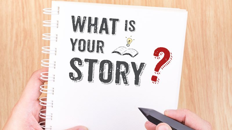 Search experience marketing. What is your story?